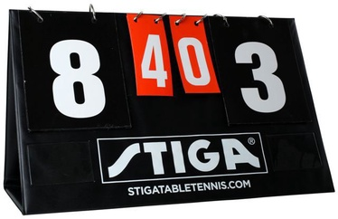 Stiga Scorer Hard Plastic Black