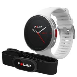 Polar Vantage V White M + Polar H10 Heart Rate Belt