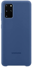 Samsung Silicone Back Case For Samsung Galaxy S20 Plus Navy