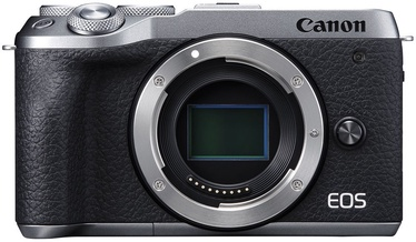 Canon EOS M6 Mark II Body Silver