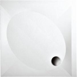 Dušas paliktnis Paa, 800 mm x 800 mm