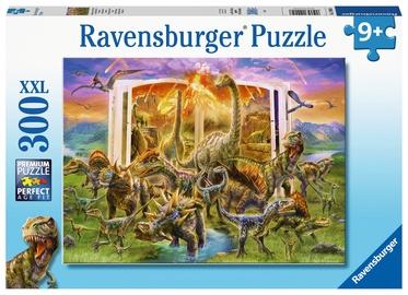 Puzle Ravensburger XXL Dino Dictionary, 300 gab.