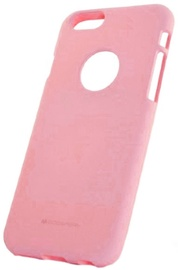 Mercury Soft Surface Back Case For Huawei P10 Lite Pink