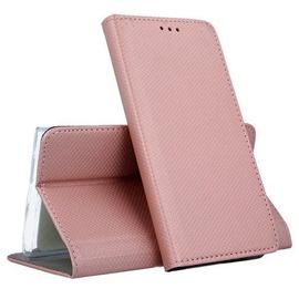 Mocco Smart Magnet Book Case For Samsung Galaxy J4 Plus J415 Rose Gold