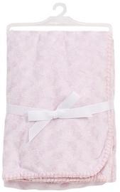 BabyDan Double Fleece Blanket Pink