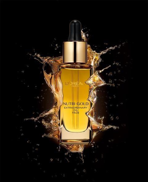 L´Oreal Paris Nutri Gold Extraordinary Facial Oil 30ml