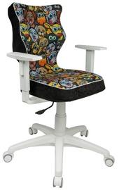 Детский стул Entelo ST28 White/Black, 400x370x1000 мм