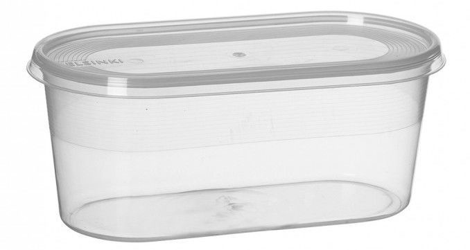 Plast Team Container Helsinki 800ml White