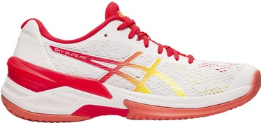 Asics Sky Elite FF Shoes 1052A024-100 White/Red 40.5
