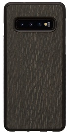 Man&Wood Carbalho Back Case For Samsung Galaxy S10 Black