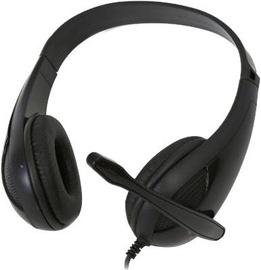 Spēļu austiņas FreeStyle FH4008B, melna