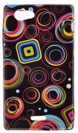 Telone Back Case Design for Sony ST26i Xperia J Design 7