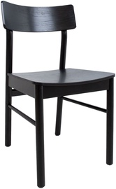 Ēdamistabas krēsls Odense, melna