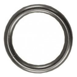 Bojanek Curtain Ring 25mm Nickel 10pcs