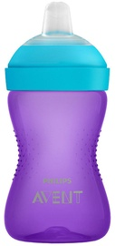 Pudelīte Philips Avent My Grippy Purple SCF802/02