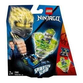 Konstruktors Lego Ninjago Spinjitzu Slam Jay 70682