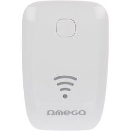Omega Wi-Fi Range Extender 300 Mbps White