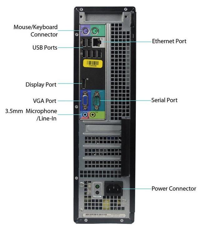 Dell OptiPlex 790 DT RM7356WH Renew
