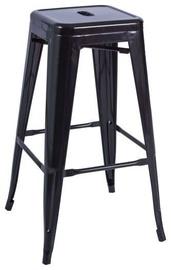 Барный стул Signal Meble Hoker Black, 1 шт.