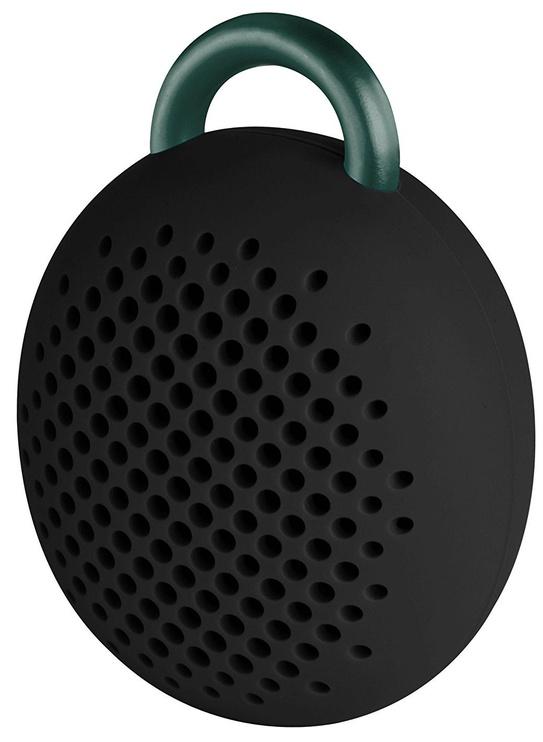 Bezvadu skaļrunis Divoom Bluetune Bean Black, 3 W