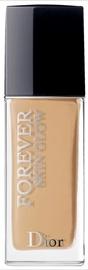 Tonizējošais krēms Christian Dior Diorskin Forever Skin Glow 3WO Warm Olive, 30 ml