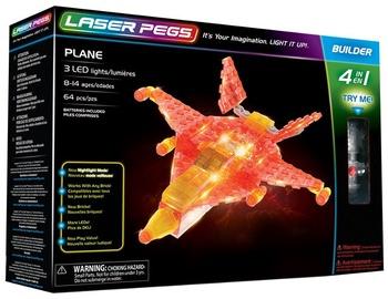 Laser Pegs 4 In 1 Plane