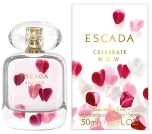 Парфюмированная вода Escada Celebrate N.O.W. 50ml EDP