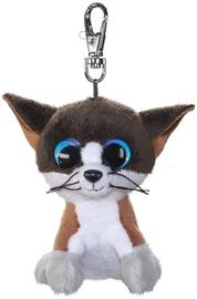 Mīkstā rotaļlieta Lumo Stars Cat Forest, 8.5 cm