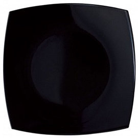Luminarc Quadrato Dessert Plate 19cm Black