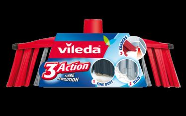 SLOTA VILEDA 3ACTION AR KĀTU