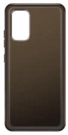 Samsung Galaxy A32 4G Soft Clear Cover Black