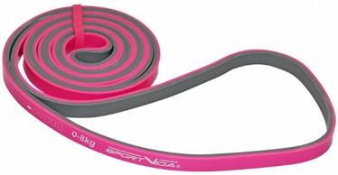 Slodzes gumija SportVida Rubber Power Band 2080x10x4.5mm Pink