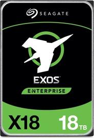 Servera cietais disks (HDD) Seagate Exos X18 ST18000NM004J, 256 MB, 18 TB