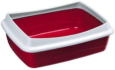 Ferplast Cat Toilet 72041099 Red/Gray
