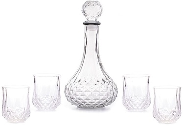 DecoKing Carafe Euforia Set 1l