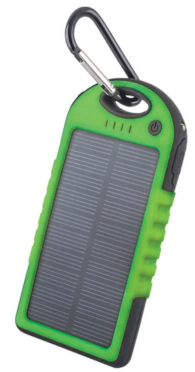 Ārējs akumulators Forever TB-016 Green, 5000 mAh