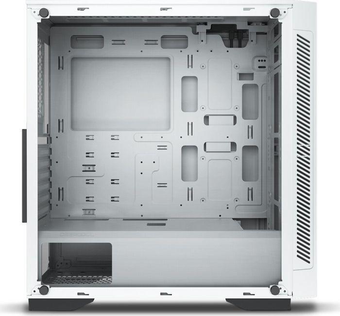 Deepcool GamerStorm Matrexx 55 V3 ADD-RGB E-ATX Mid-Tower White + 3fans