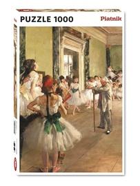 Piatnik Puzzle Edgar Degas The Dance Class 1000pcs