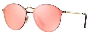 Солнцезащитные очки Ray-Ban Blaze Round RB3574N 001/E4, 59 мм