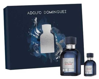 Komplekts vīriešiem Adolfo Dominguez Agua Fresca Extreme 120 ml EDT + 30 ml EDT