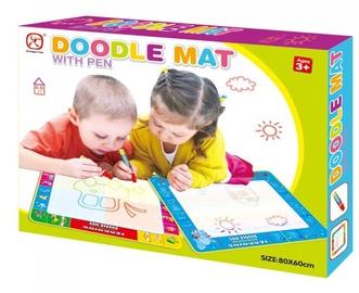 Детский многоразовый коврик для рисования V3E