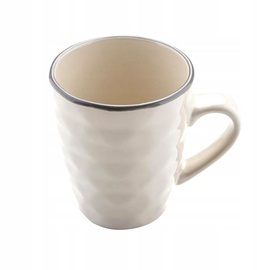 SN Diamond Mug 320ml Beige