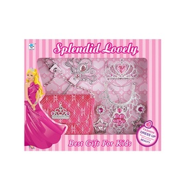 Rotaļlietu skaistumkopšanas komplekts Splendid Lovely Set 514224667