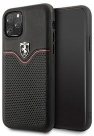 Ferrari FEOVEHCN58BK Back Case For Apple iPhone 11 Pro Black