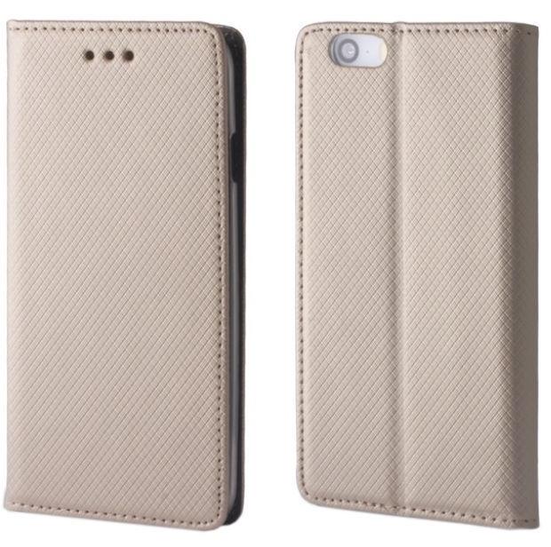 TakeMe Smart Magnetic Fix Book Case Fpr Xiaomi Mi 8 Lite Gold