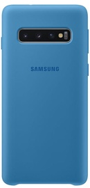 Samsung Silicone Back Case For Samsung Galaxy S10 Blue