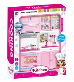Askato Happy Little Cooking Dream Kitchen With Oven And Sink 106342