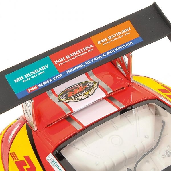 Minichamps Porsche 911 GT3R Red/Yellow