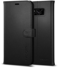 Spigen Wallet S Case For Samsung Galaxy S8 Plus Black
