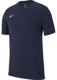 Nike T-Shirt Tee TM Club 19 SS JR AJ1548 451 Dark Blue L